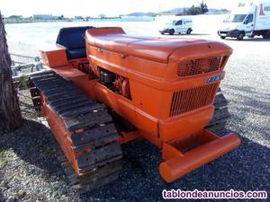 Tractor de cadenas fiat 605 c.