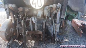 Tractor john deere wd desguace