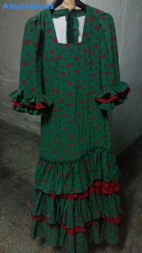 Traje De Flamenca A Muy Buen Precio