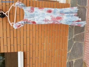 Tres Vestidos De Gasa Y De Forma Desigual