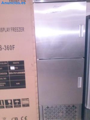 Vendo Armario De Refrigeracion En Acero Inox