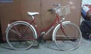 Vendo Bicicleta De Paseo.