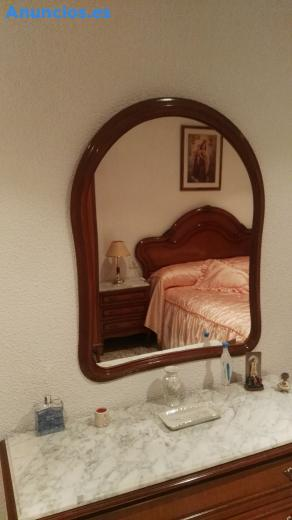 Vendo Dormitorio Matrimonio