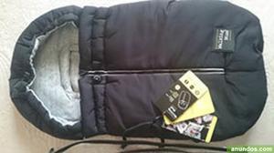 Vendo saco de invierno para silla de bebe - Málaga Ciudad