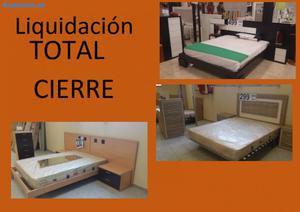 Venta De Muebles De EXPOSICIÓN