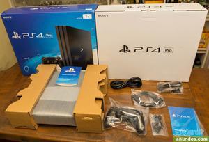 Venta sony ps4 1tb pro console con 7 juegos €150 (envío