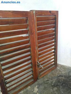 Ventana Antigua Puerta Marquesina Vintage