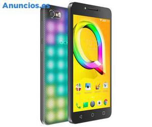 ALCATEL A-5 LED PLATA DUAL SIM