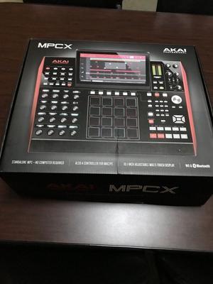 Akai MPC X Professional Sampler