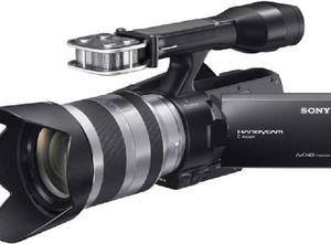 Alquiler camaras de video Sony NEX-VG euros