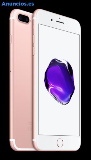 Apple IPhone 7 PLUS 32 GB ROSA Libre GADGETSKADO. COM