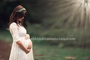 Buscamos embarazadas para sesiones de fotografia