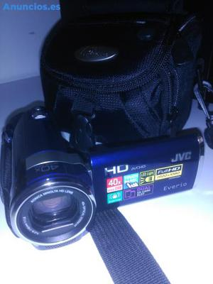 CAMARA DE VIDEO JVC EVERIO HD