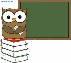 CLASES PARTICULARES CON DEDICACIÓN