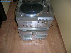 Cadena De Musica Sony