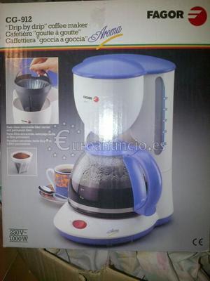 Cafetera goteo 20 tazas