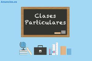 Clases Particulares, De Apoyo