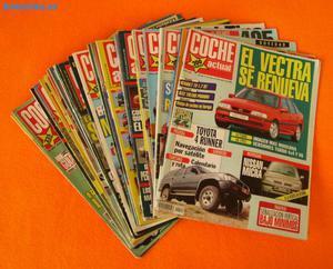 Coche Actual Lote 21 Revistas Periodo