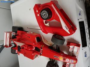 Coche Ferrari BateríA