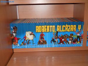 ColeccióN Roberto Alcazar Y PedríN