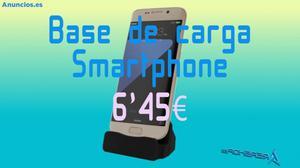 Docking De Carga Para Smarthone Con Microusb