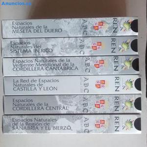 ESPACIOS NATURALES CyL