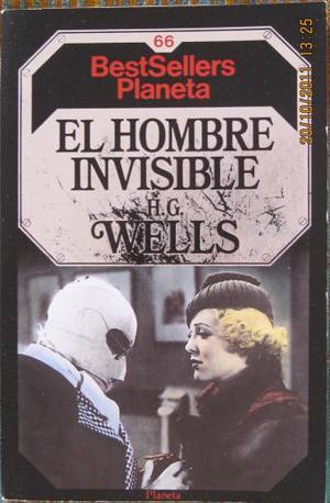 El Hombre Invisible, De H. G. Well