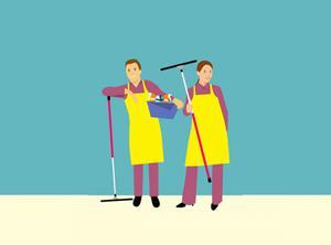 Empresa de limpieza las 24 horas