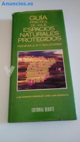 Espacios Naturales Protegidos De PeníNsula Y Baleares