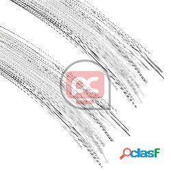 Fibra óptica para iluminador led 200 fibras 0.75 mm
