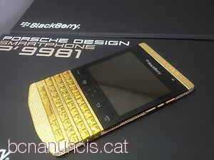 For Sale:- Blackberry Porche Design 24k Gold,Apple iPhone 5S