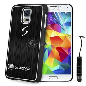 Funda de Metal Grand Lujo, Carcasa Tpu Para Samsung Galaxy S