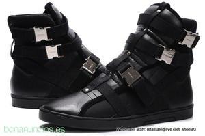 Hombres Gucci zapatos altos