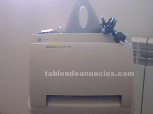 Impresora hp hewlett packard laser jet ,