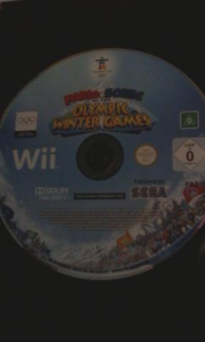 JUEGO WII OLIMPIC WINTER GAMES