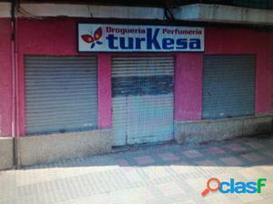 Local Comercial a dos calles Jose Maria de la Puerta