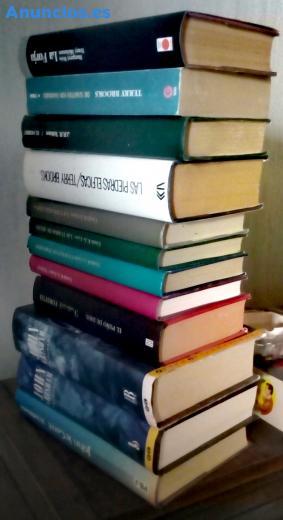 Lote De Libros De Fantasia. Tapas Duras.