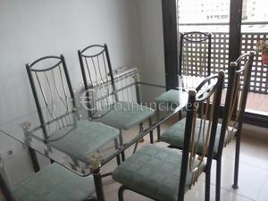 Mesas de comedor y 6 sillas