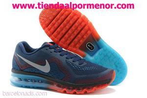 Nuevo Tenis zapatilla Nike Air Max  de hombre de china