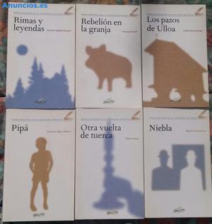 Obras Maestras De La Literatura Universal, Aneto