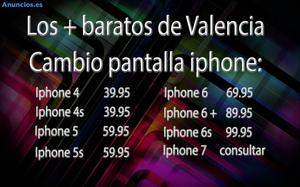 REPARAR IPHONE 6 CAMBIAR PANTALLA IPHONE