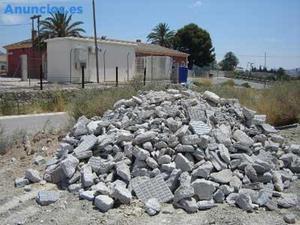 Recogidas De Escombros Y Todo Tipo De Limpiezas