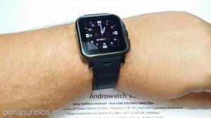 Reloj Móvil Android 3G WIFI GPS SmartWatch WatchPhone