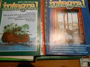 Revista integral (lotes de 10 números)