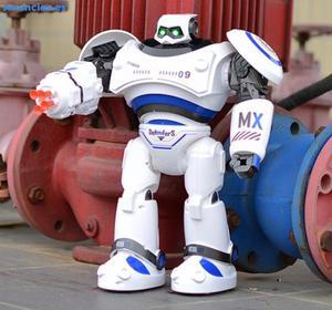 Robot Automata Articulado Con Movimientos