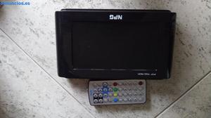 SE VENDE TELEVISION PORTATIL DE 10 PULGADAS
