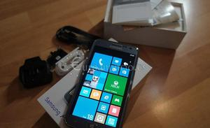 Samsung Ativ S -windows 8 phone + Xperia Arc