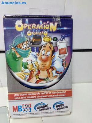 Se Vende Juego De OperacióN.