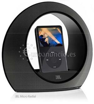 Se vende Jbl, NUEVO base para ipod, iphones etc..en color n
