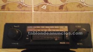 Se vende radio cassette para coche